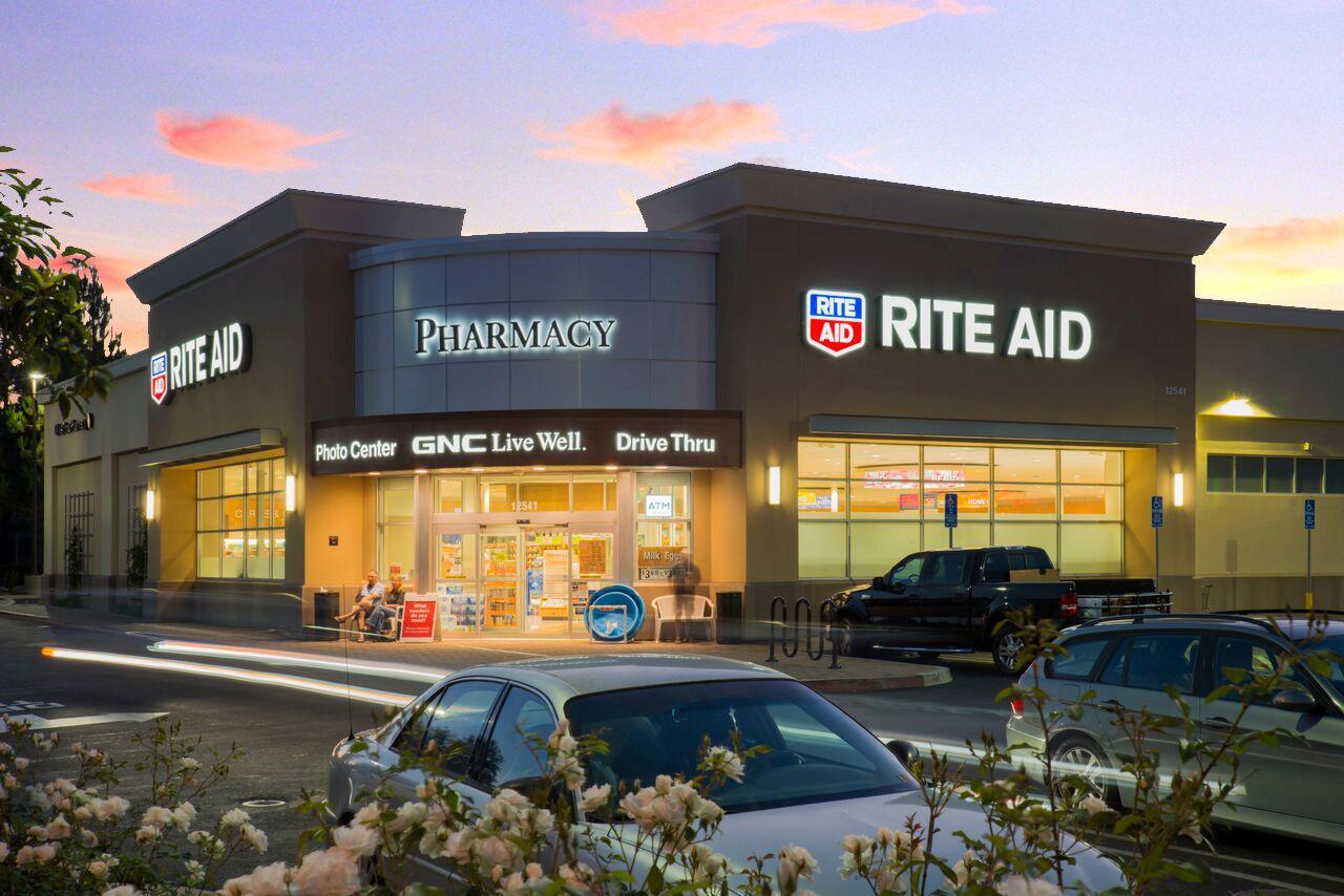 Rite Aid Pharmacy New Store - Seal Beach, CA