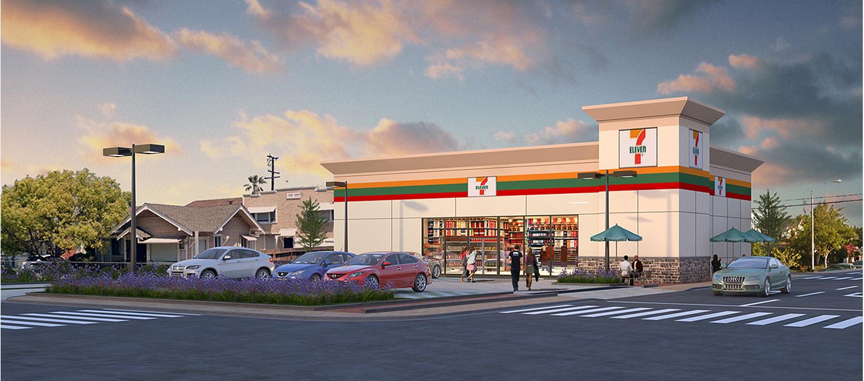7-Eleven C-Store