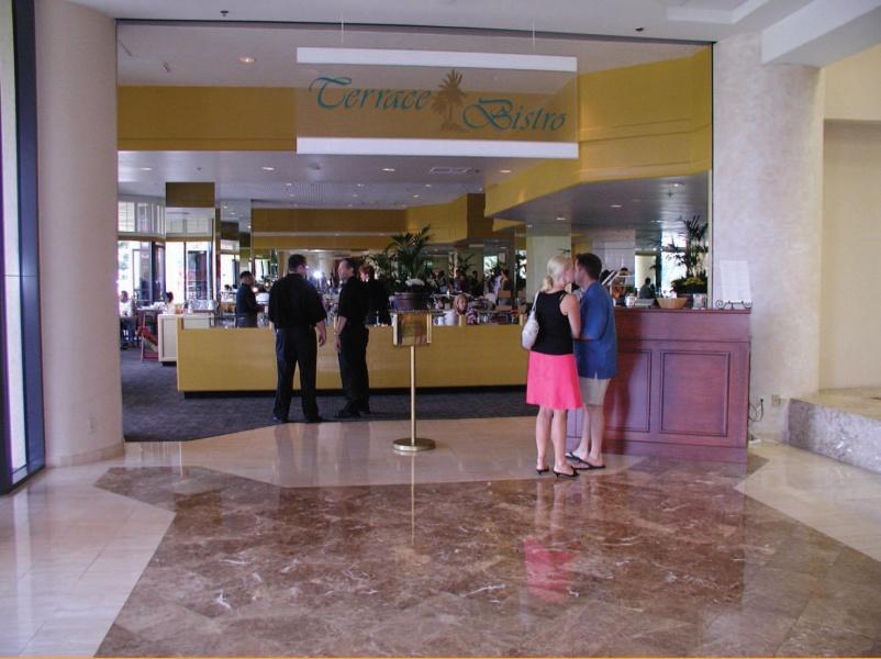 Terrace Bistro Remodel - Marriott Hotel